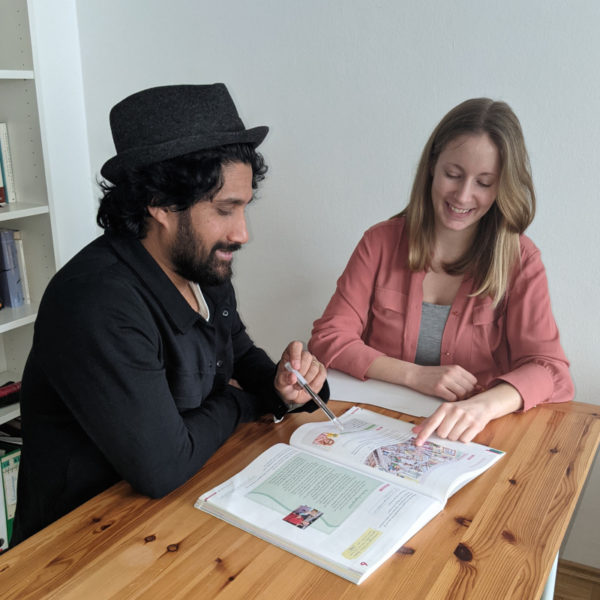 German Private Classes: Lessons with Silke
