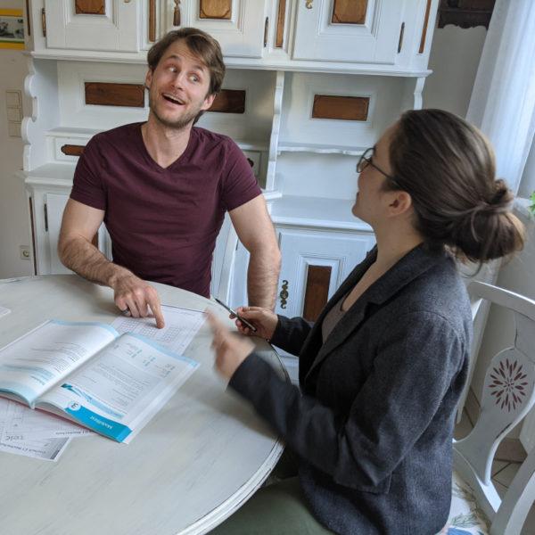 Deutsche Grammatik verstehen: Deutschunterricht mit Nathalie