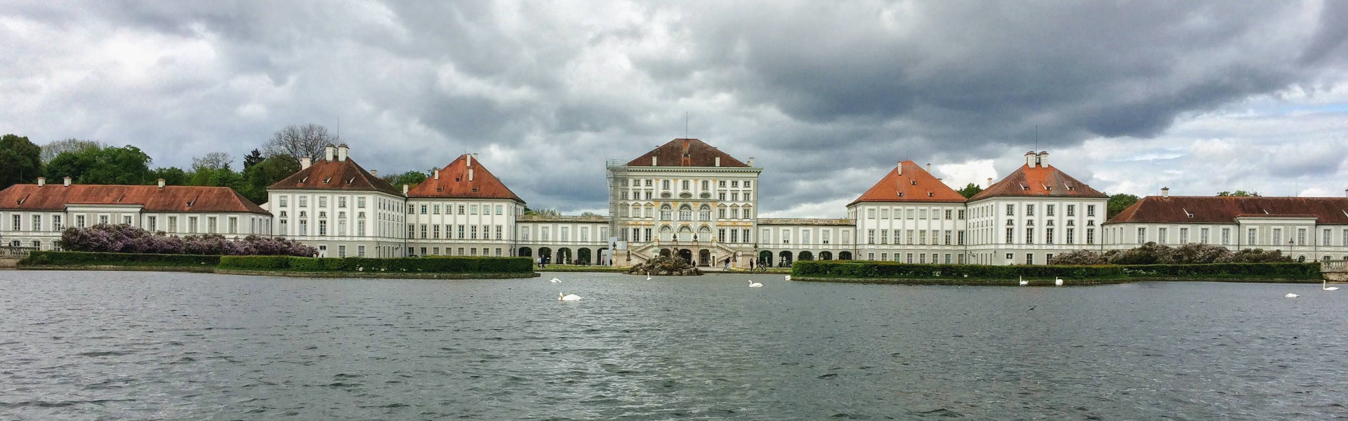 German Courses in Munich: Nymphenburg Castle in Munich
