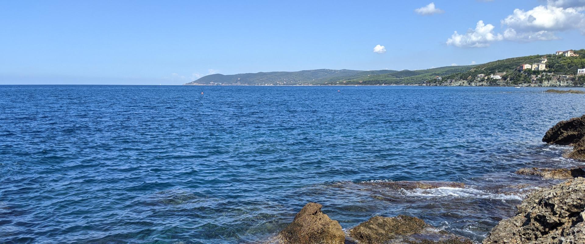 Italian Mediterranean Sea