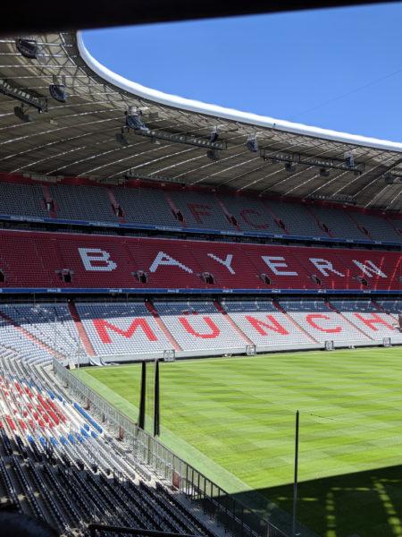 Summer German Classes for Children 10 - 13: Trip to Allianz Arena