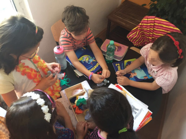 Summer German Courses for Children: Learning with fun
