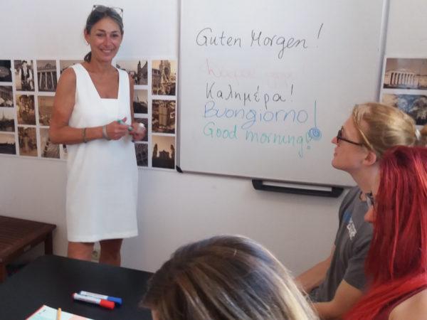 Fremdsprachen lernen bei Alinguas