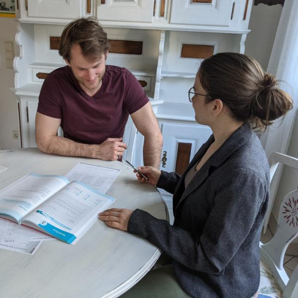Telc Prüfungen: telc Prüfungsvorbereitung mit Nathalie